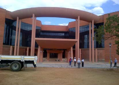 FACULTY OF ENGINEERING & TECHNOLOGY GABORONE